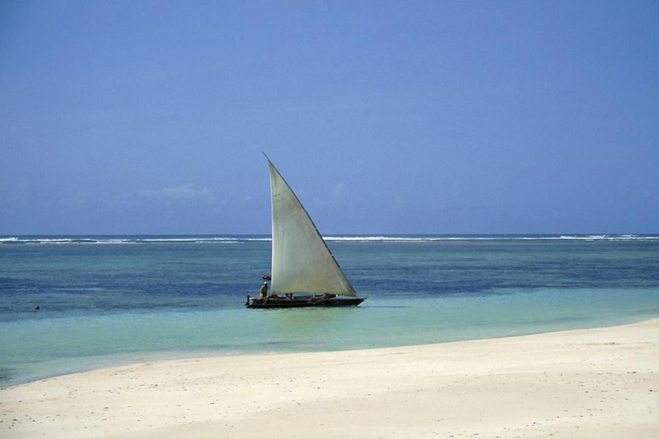 Las excursiones por el mar , Excursiones en el mar , Kenia