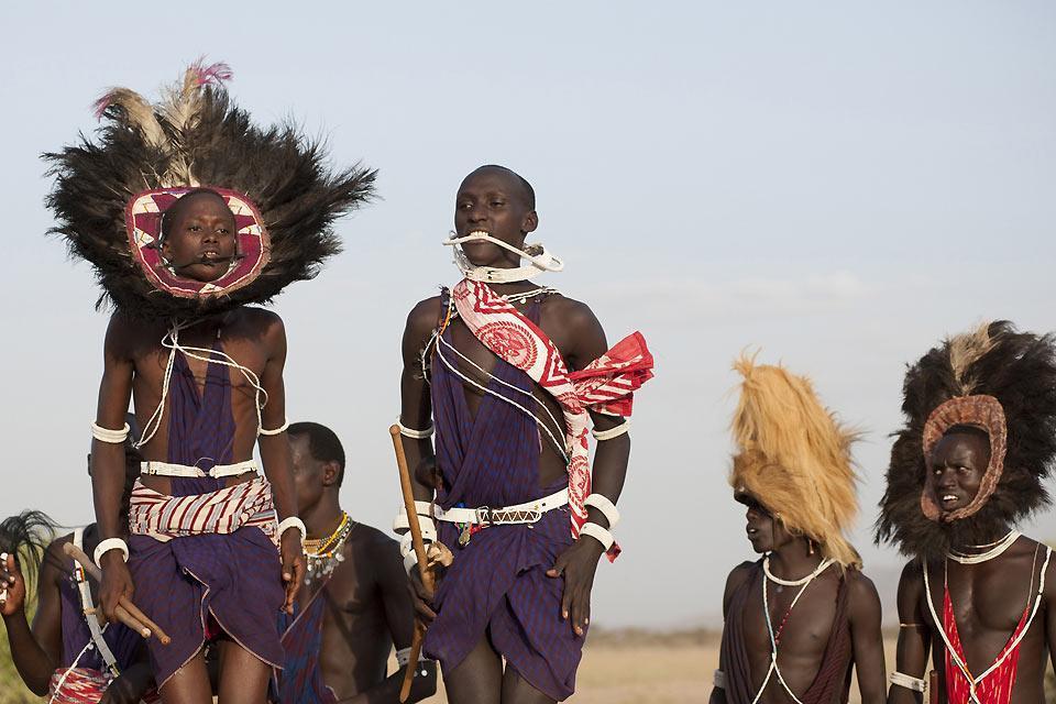 Los espectáculos , Kenia