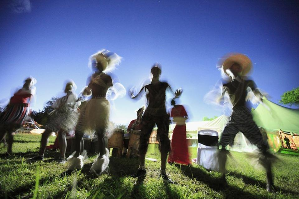 Los espectáculos , El origen de los masáis , Kenia