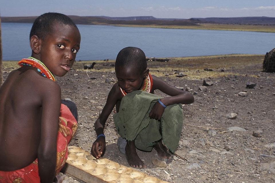 Bao , Bao: the aim of the game , Kenya