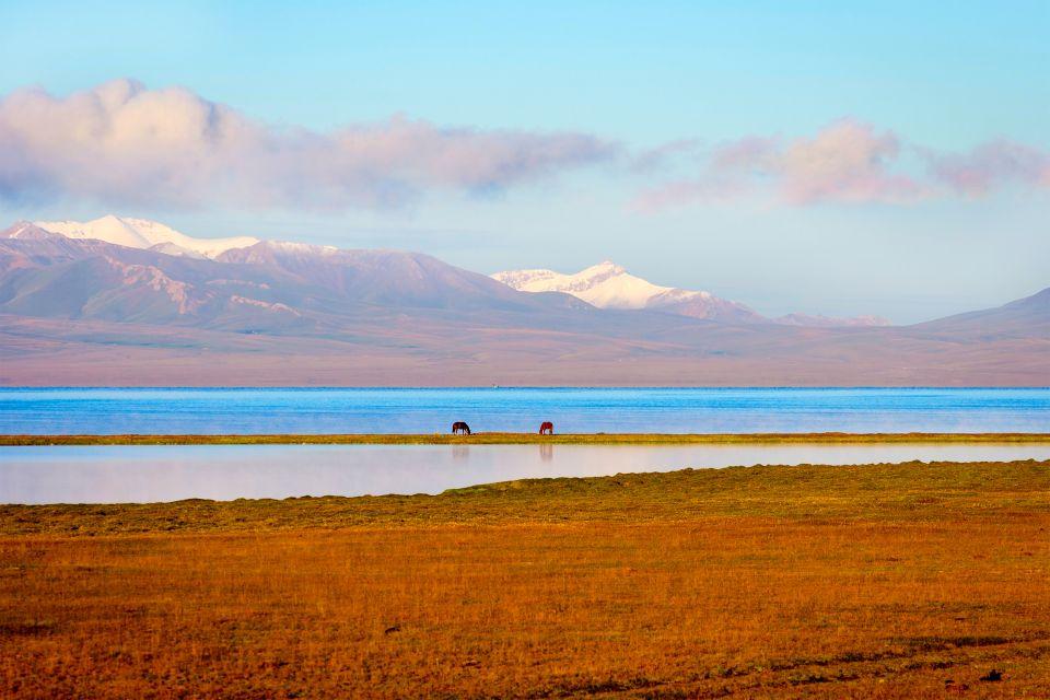 Le lac Son Koul, Les paysages, Kirghizstan