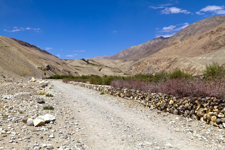 Le plateau du sud , Afghanistan