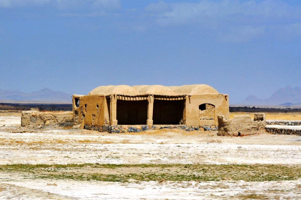 Le plateau du sud de l'Afghanistan, Le plateau du sud, Les paysages, Afghanistan