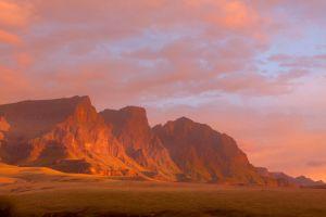 Les paysages, Afrique du Sud, Drakensberg, afrique, lesotho