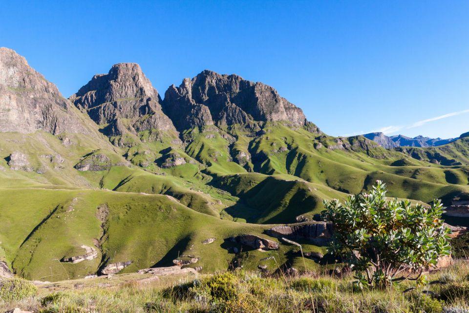 Les paysages, Lesotho, maluti, afrique