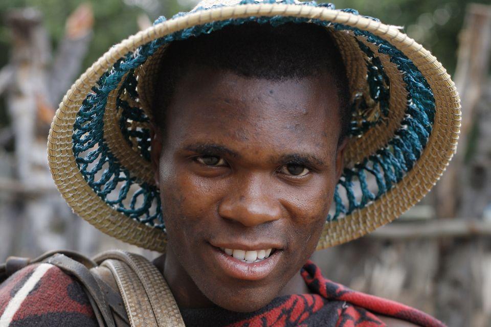 Les arts et la culture, Afrique, Lesotho, basotho, bantou, homme