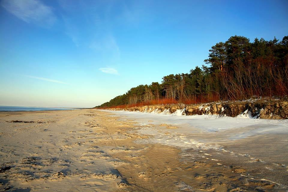 Jurmala seaside resort , Latvia