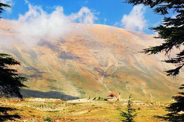 Les montagnes et les plaines , Le Chouf, fief des Druzes , Liban