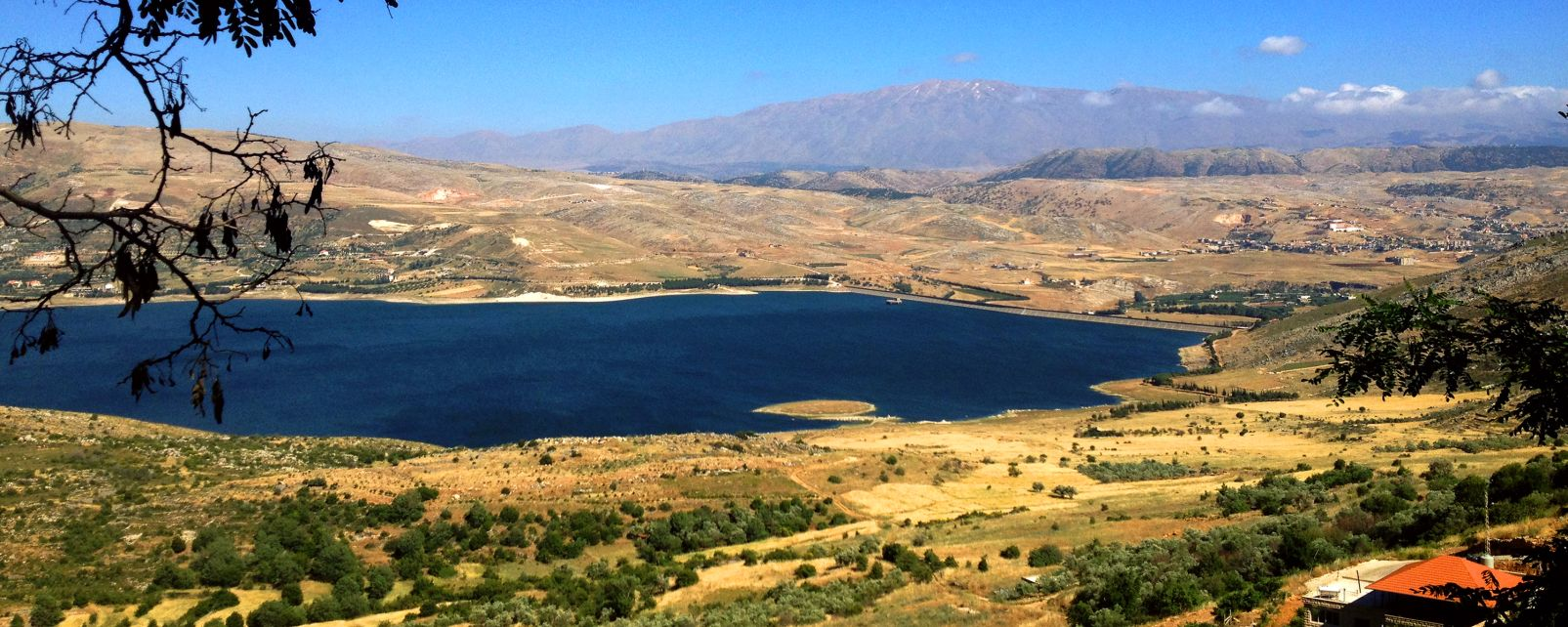 , Rivers and lakes, Landscapes, Lebanon