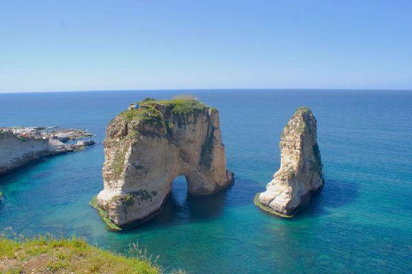 Les stations balnéaires , Liban