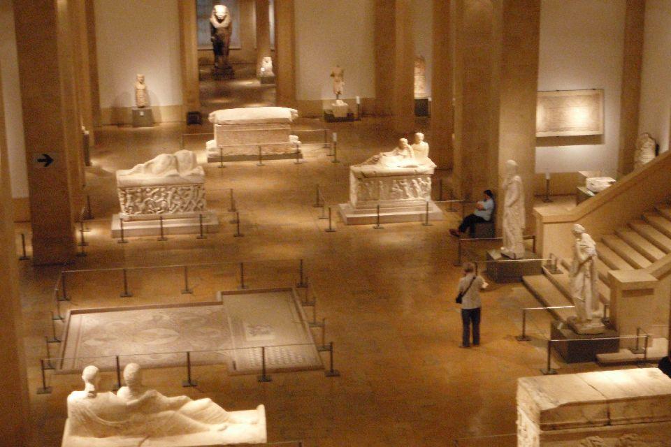 Le musée national de Beyrouth , Liban