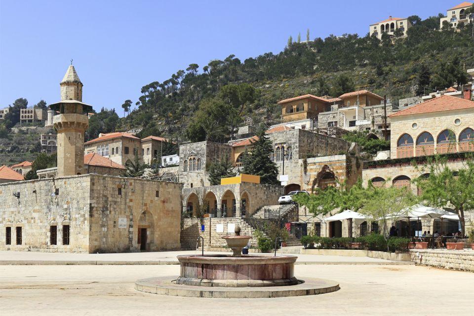 Liban, Moyen-Orient, Beitiddine, Beit, Ed, Dine, palais