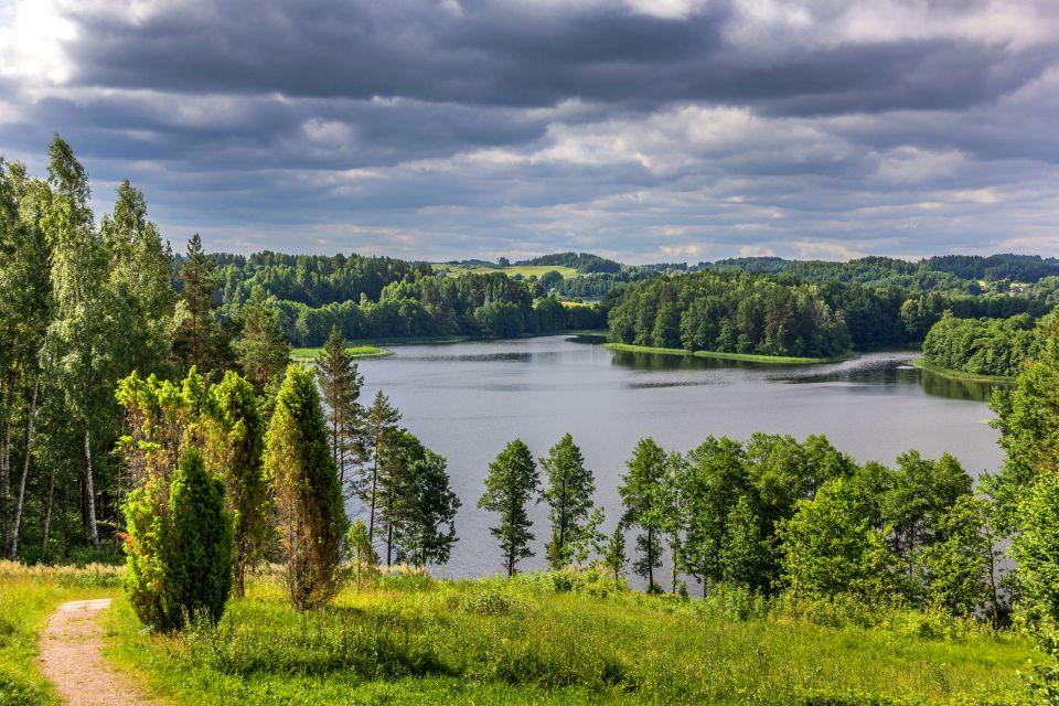Die Parks Aukstaitija und Zemaitija , Die Parks von Aukstaitija und Zemaitija , Litauen