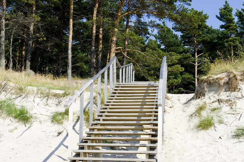 Seaside resorts , Lithuania