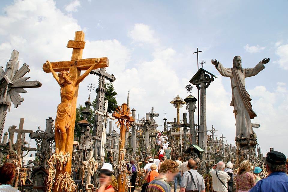 Die Kreuze , Litauen