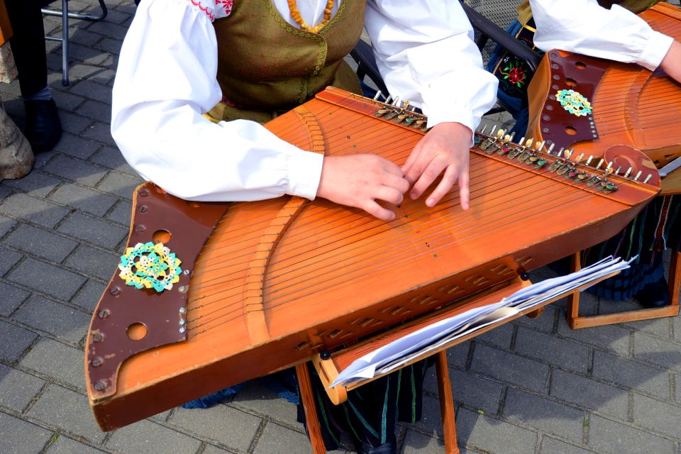 Music and songs , Lithuania