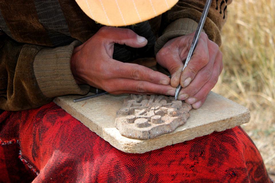 Die Skulpturen , Armenien