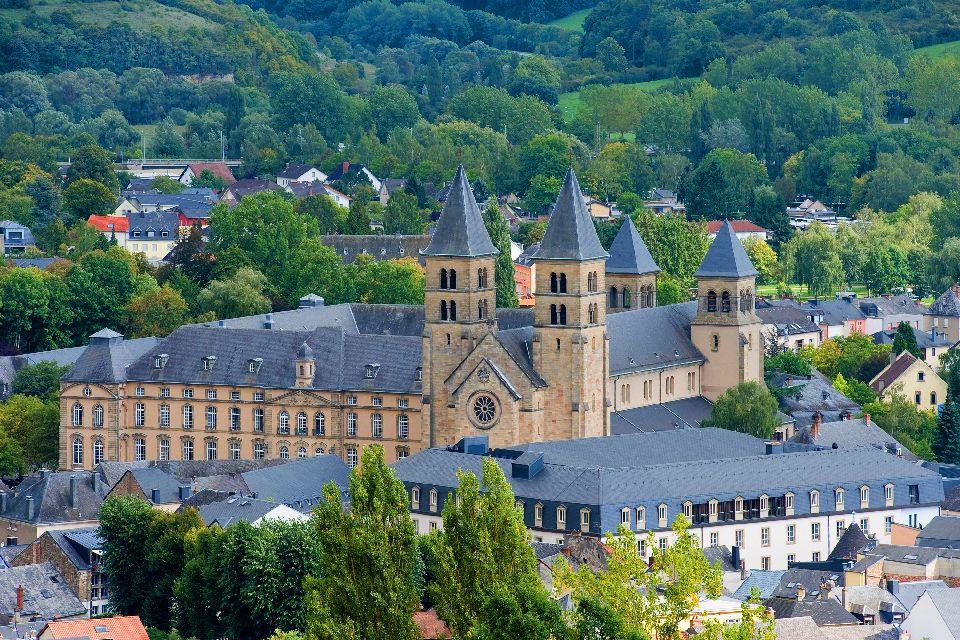 Schlösser , Luxemburg