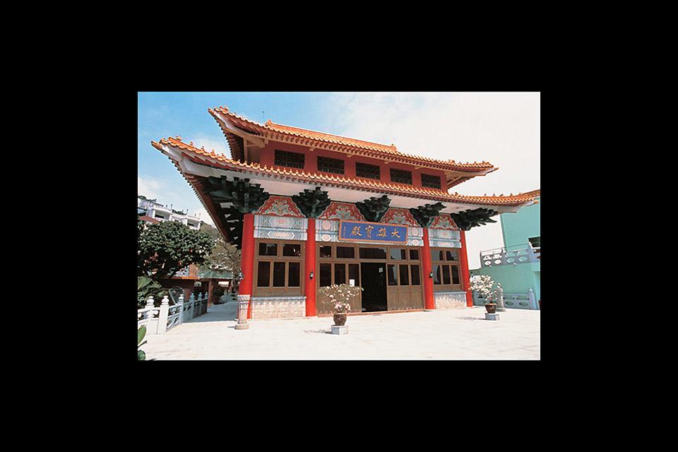 I templi , Il monastero di Phou Thai Un , Macao