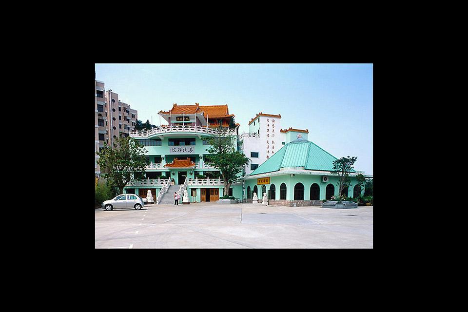 I templi , L'ingresso di Phou Thai Un , Macao