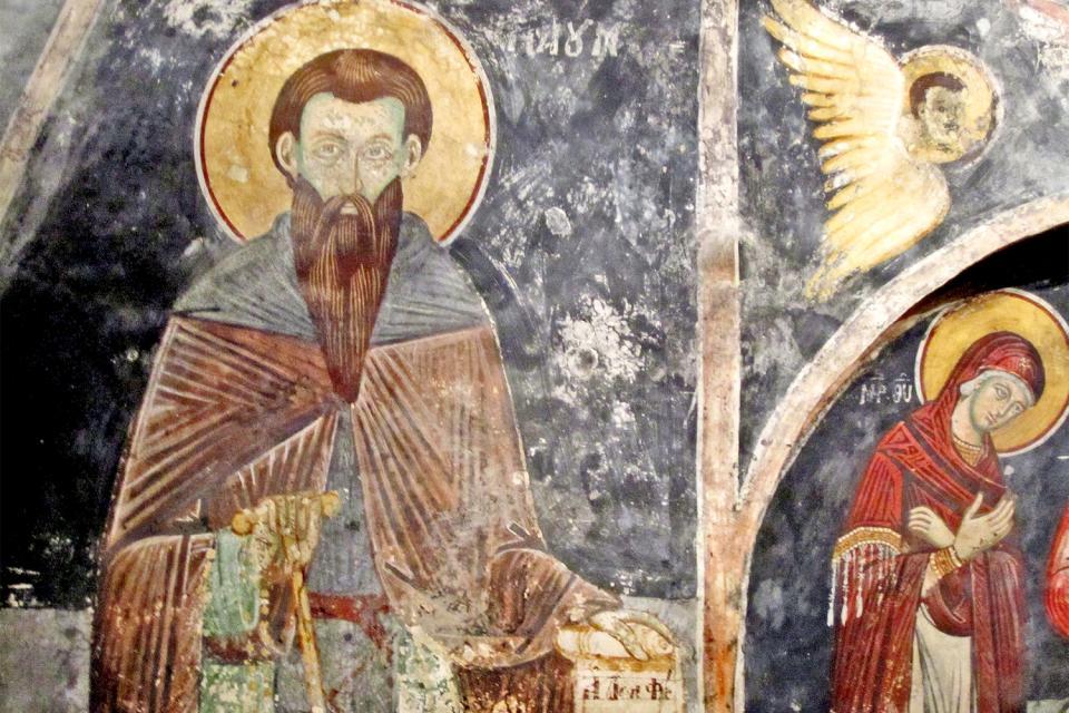 Los iconos , Una riqueza: los iconos , Macedonia