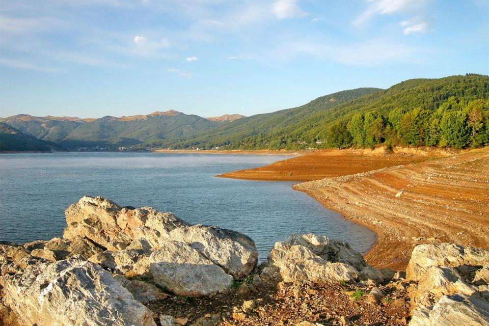 Los parques nacionales , Macedonia
