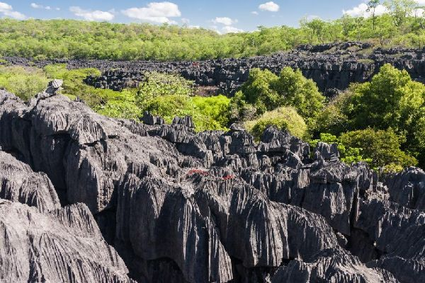 The tablelands , Madagascar