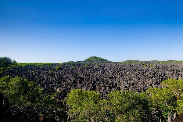 Die Tsingy von Bemaraha , Madagaskar