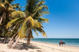 La costa oeste , Madagascar