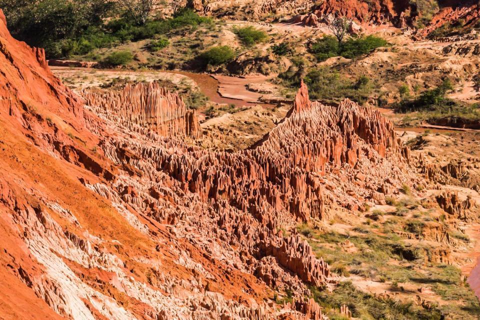 Le Nord et Diego Suarez , Madagascar