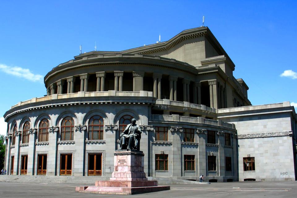 L'architecture , Arménie
