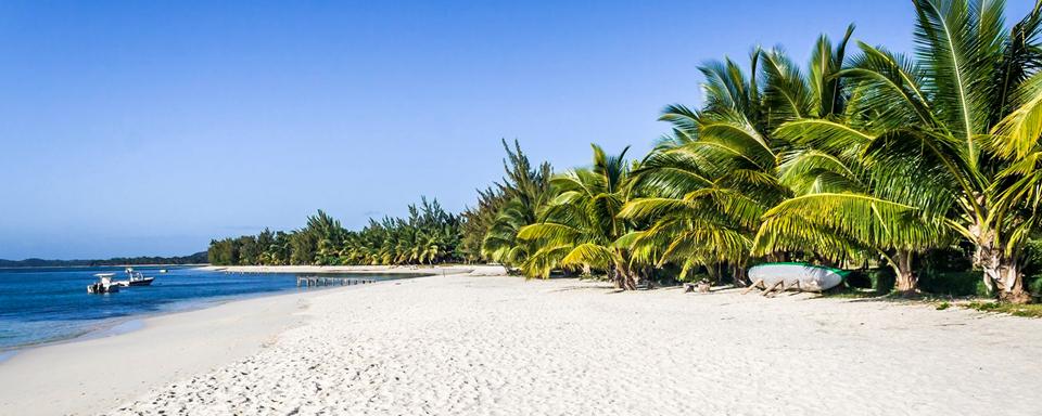 La Isla Sainte Marie Madagascar