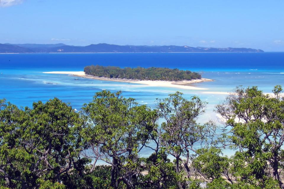 Las otras islas del noroeste , Madagascar