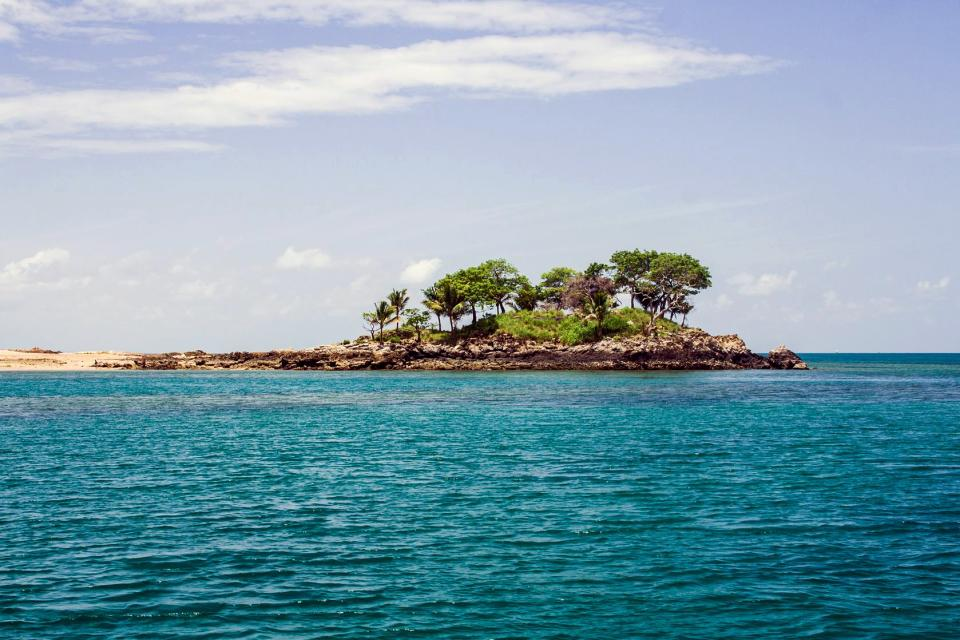 Other islands of the north west , Madagascar