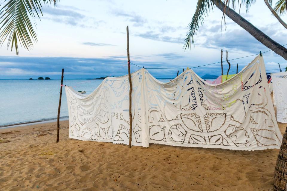 Los bordados , Madagascar