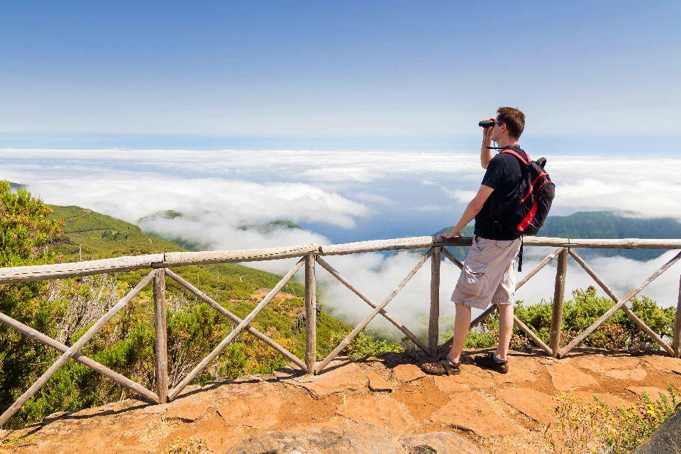 Das Plateau Paul da Serra , Portugal