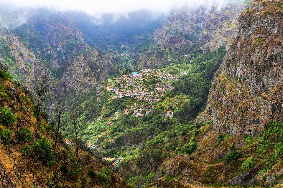 La Vallée des Nonnes , Portugal