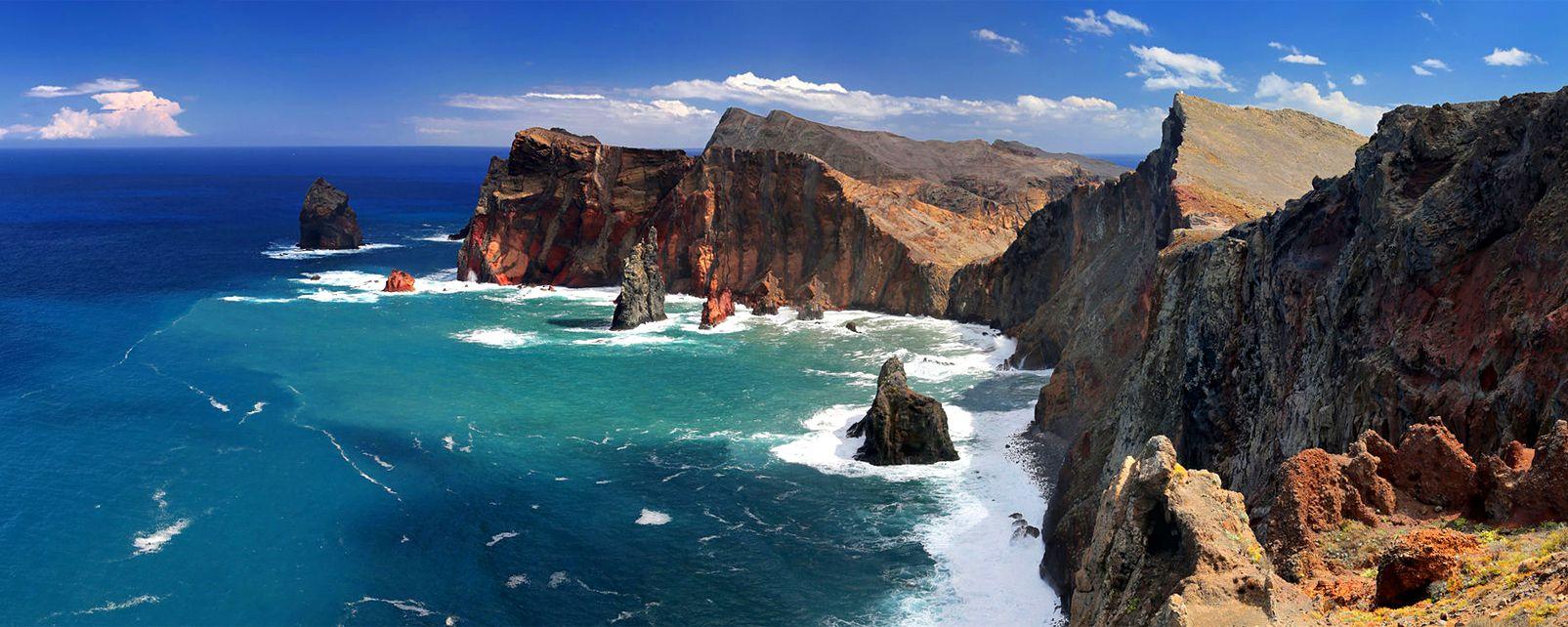 Ponta de Sao Lourenço , A nord di Madeira , Portogallo