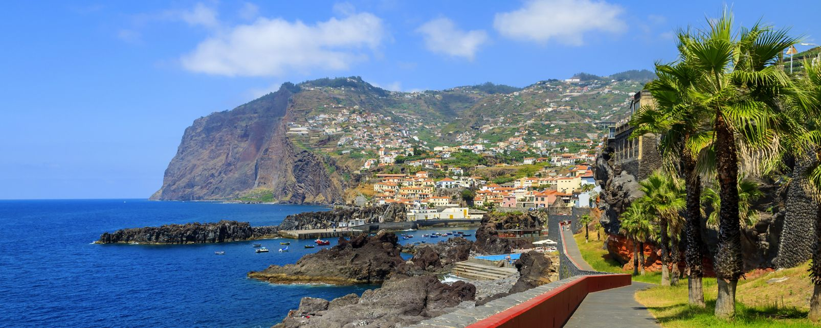Local colours, Camara de Lobos, Coasts, Madeira