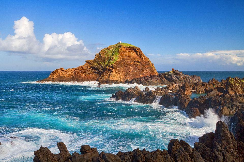 Le littoral nord , Escapades rocheuses , Portugal