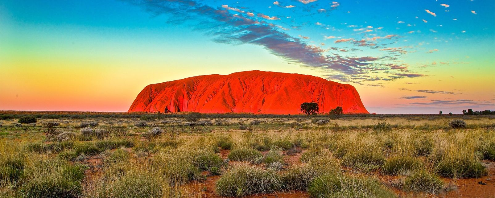 The Red Centre Ayers Rock The Northern Territory Australia
