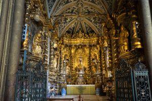 Der Manuelismus und der Barock , Die religiösen Monumente , Portugal