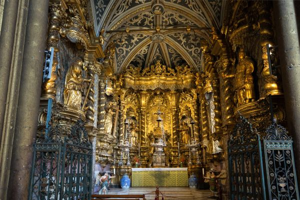 Gli stili manuelino e barocco , I monumenti religiosi , Portogallo