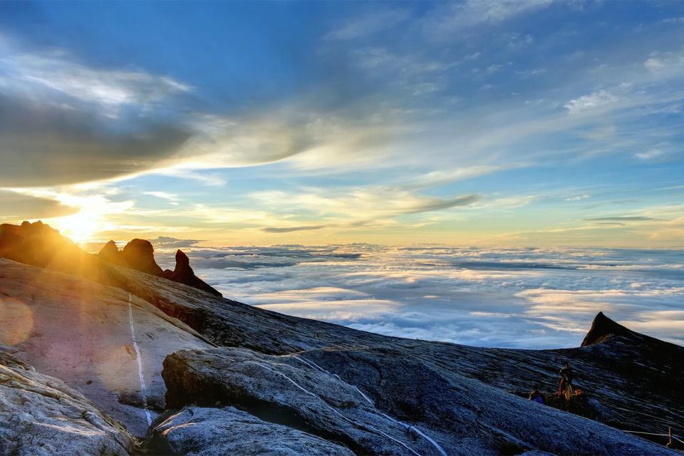 Le Parc national du Kinabalu (Bornéo) , Malaisie