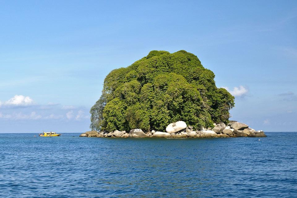 L'île de Tioman , Les revenus de Tioman , Malaisie