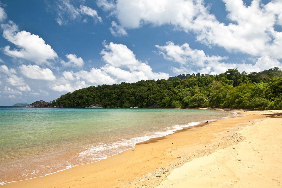 L'île de Tioman , Une merveille de la nature , Malaisie