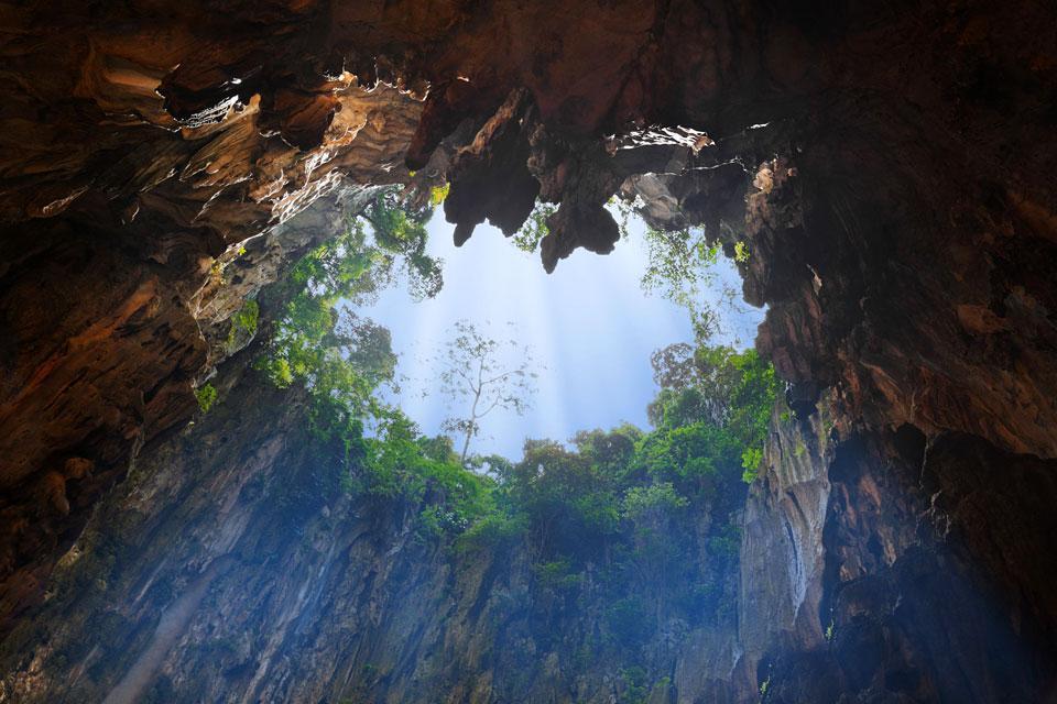 Istana Negara , Las cuevas de Batu, Malasia , Malasia