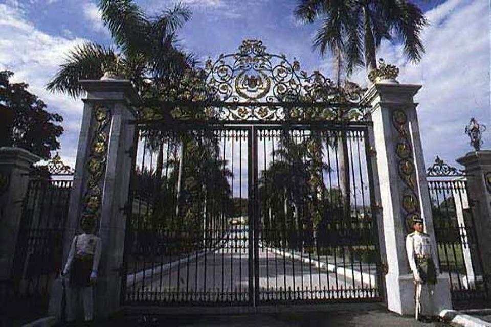 Istana Negara , Kula Lampur, Istana Negara , Malaisie