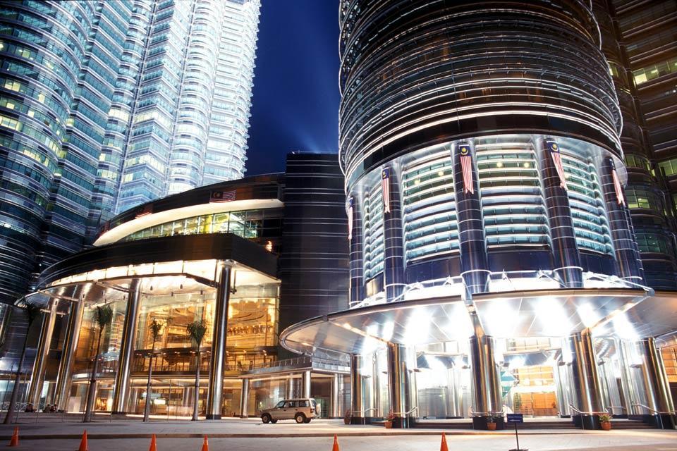 Les tours Petronas , L'intérieur des tours , Malaisie