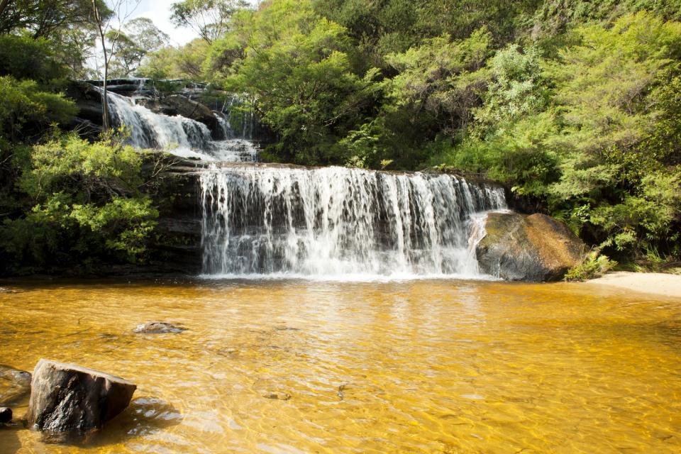 Südaustralien , Südaustralische Wasserfälle , Australien
